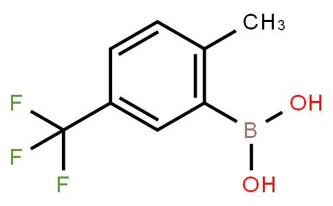 BP22472 | 947533-96-2 | 2-Methyl-5-trifluoromethyl-phenylboronic acid