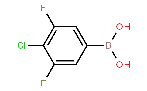 BP22475 | 864759-63-7 | 3,5-Difluoro-4-chlorophenylboronic acid
