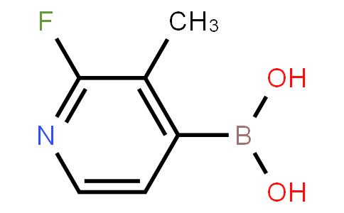 BP22476 | 1451391-34-6 | 2-Fluoro-3-methylpyridine-4-boronic acid