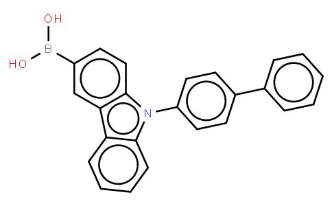 BP22565 | 1028648-22-7 | 9-(biphenyl-4-yl)-3-boric acid-9H-carbazole