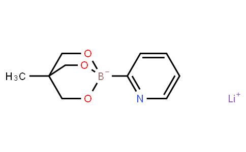 BP22572 | 1014717-10-2 | lithium 4-methyl-1-(pyridin-2-yl)-2,6,7-trioxa-1-borabicyclo[2.2.2]octan-1-uide