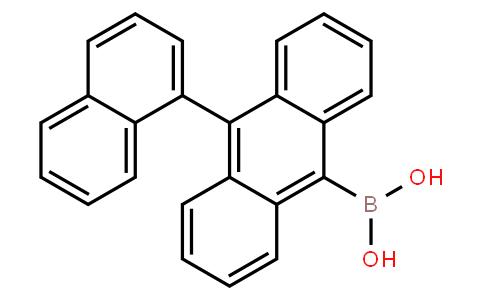BP22601 | 400607-46-7 | 10-(1-Naphthalenyl)-9-anthracenyl]boronic acid