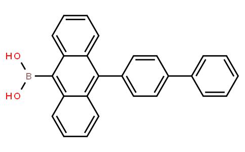BP22602 | 400607-47-8 | (10-[1,1'-Biphenyl]-4-yl-9-anthracenyl)boronic acid
