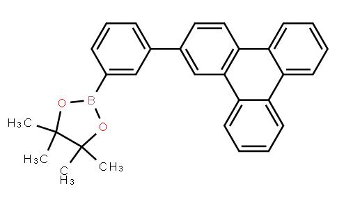 BP22611 | 1115639-92-3 | (3-(Triphenylen-2-yl)phenyl)boronic acid pinacol ester
