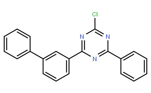 BP22618 | 1689576-03-1 | 2-([1,1'-Biphenyl]-3-yl)-4-chloro-6-phenyl-1,3,5-triazine