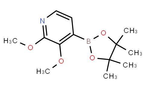 BP22628   2,3-Dimethoxypyridine-4-boronic acid pinacol ester
