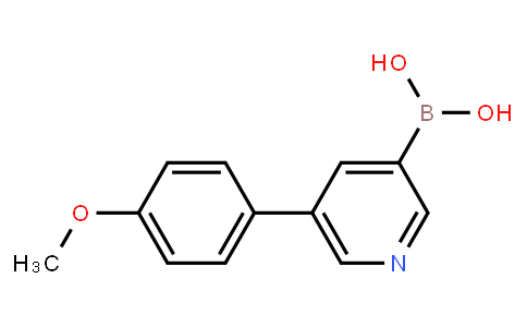 BP22634   1219737-09-3   (5-(4-Methoxyphenyl)pyridin-3-yl)boronic acid