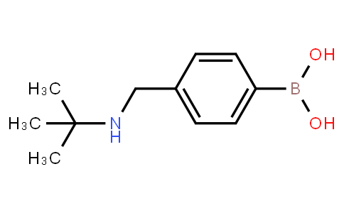 BP22637   4-(tert-Butylaminomethyl)phenylboronic acid