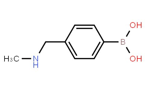 BP22642 | 518336-26-0 | 4-Methylaminomethylphenylboronic acid