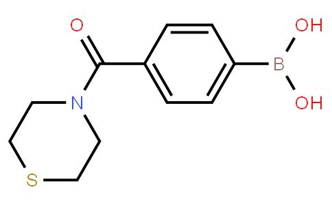 BP22644 | 850568-28-4 | 4-(Thiomorpholine-4-carbonyl)phenylboronic acid