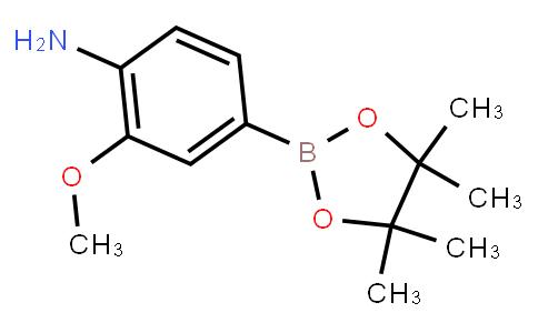 BP22646 | 461699-81-0 | 4-Amino-3-methoxyphenylboronic acid, pinacol ester