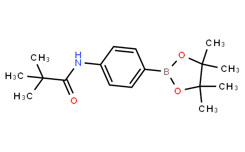 BP22650 | 1409999-54-7 | 4-(Tert-butylcarbonylamino)phenylboronic acid pinacol ester
