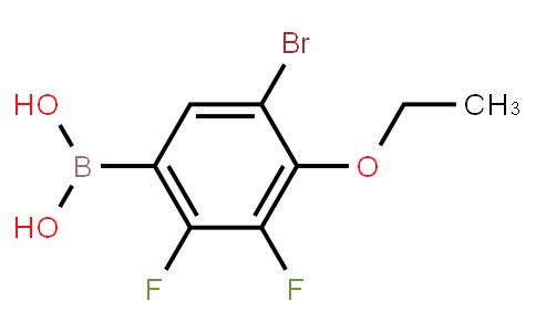 BP22652 | 5-Bromo-2,3-difluoro-4-ethoxyphenylboronic acid