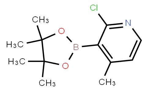 BP22657 | 2096331-26-7 | 2-Chloro-4-methylpyridine-3-boronic acid pinacol ester
