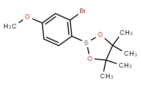 BP22658 | 2-Bromo-4-methoxyphenylboronic acid pinacol ester