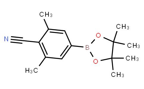BP22661   1111096-09-3   4-Cyano-3,5-dimethylphenylboronic acid pinacol ester