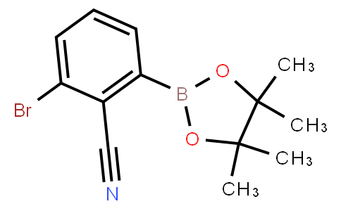 BP22674 | 3-Bromo-2-cyanophenylboronic acid pinacol ester