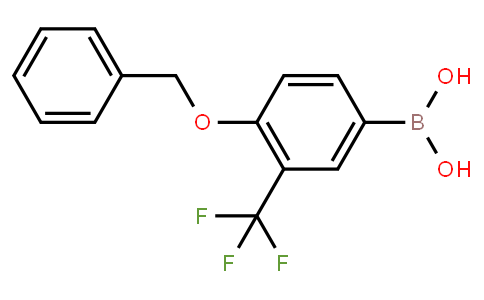 BP22676 | 1245014-05-4 | 4-(Benzyloxy)-3-(trifluoromethyl)phenylboronic acid