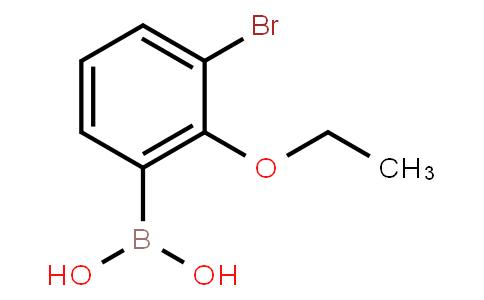 BP22683   352525-81-6   3-Bromo-2-ethoxyphenylboronic acid