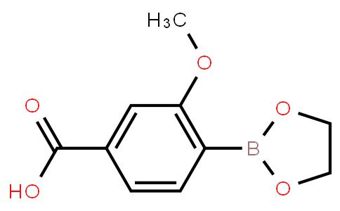 BP22692 | 3-Methoxy-4-(1,3,2-dioxaborolan-2-yl)benzoic acid