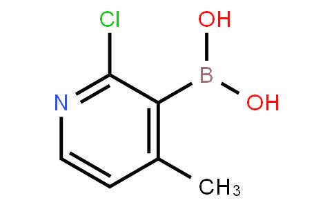 BP22696 | 1029654-29-2 | 2-Chloro-4-methylpyridine-3-boronic acid