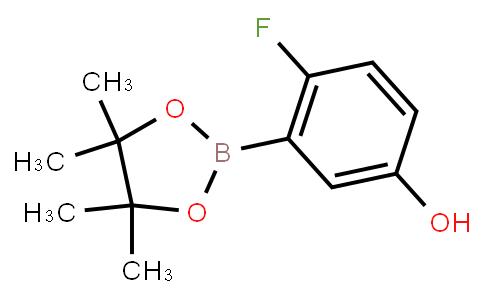BP22713 | 1398923-95-9 | 2-Fluoro-5-hydroxyphenylboronic acid, pinacol ester
