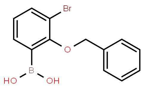 BP22717   871125-92-7   3-Bromo-2-(phenylmethoxy)phenylboronic acid
