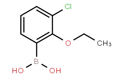 BP22718 | 3-Chloro-2-ethoxyphenylboronic acid