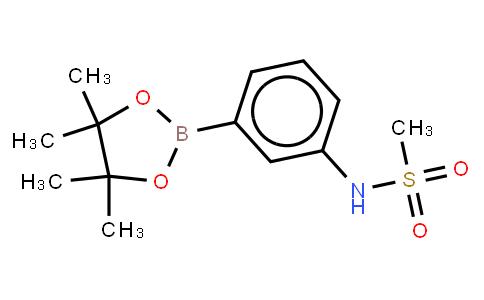 BP22720 | 305448-92-4 | 3-Methanesulfonylaminophenylboronic acid, pinacol ester