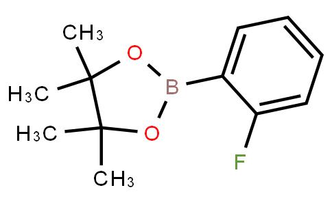 BP22721   876062-39-4   2-Fluorophenylboronic acid, pinacol ester