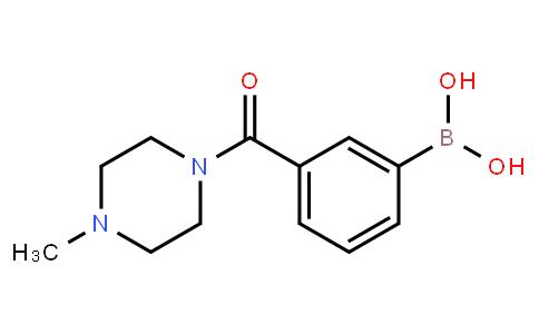 BP22726 | 957103-93-4 | [3-(4-Methylpiperazine-1-carbonyl)phenyl]boronic acid