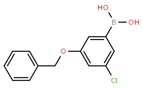 BP22730 | 1256345-82-0 | 3-(Benzoxy)-5-chlorophenylboronic acid