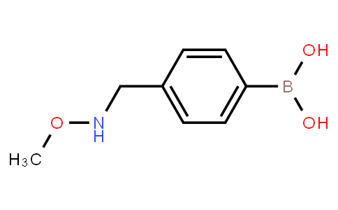 BP22737 | 4-[(Methoxyamino)methyl]phenylboronic acid