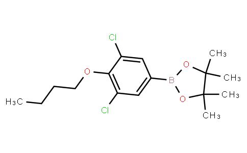 BP22742 | 4-Butoxy-3,5-dichlorophenylboronic acid pinacol ester