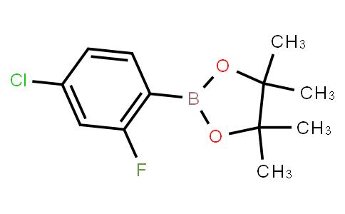 BP22743 | 765917-27-9 | 4-Chloro-2-fluorophenylboronic acid pinacol ester