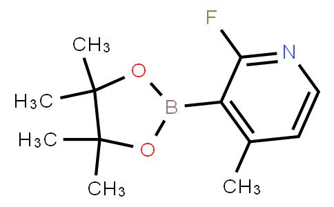 BP22750   2-Fluoro-4-methylpyridine-3-boronic acid pinacol ester