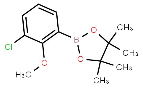 BP22755   1628502-45-3   2-(3-Chloro-2-methoxyphenyl)-4,4,5,5-tetramethyl-1,3,2-dioxaborolane