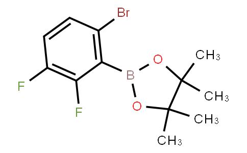 BP22757 | 2-Bromo-5,6-difluorophenylboronic acid pinacol ester
