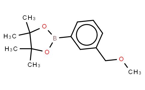 BP22758 | 675605-91-1 | 3-(Methoxymethyl)phenylboronic acid, pinacol ester