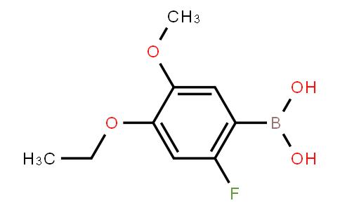 BP22764 | 4-Ethoxy-2-fluoro-5-methoxyphenylboronic acid