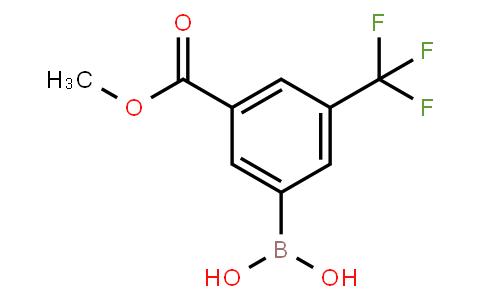 BP22765 | 1360771-83-0 | 3-(Methoxycarbonyl)-5-(trifluoromethyl)phenylboronic acid