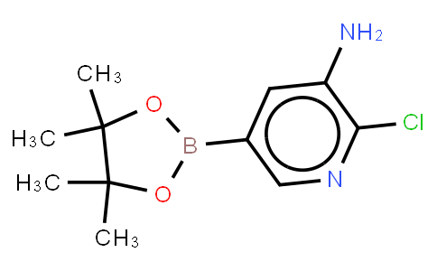 BP22767 | 1073354-96-7 | 3-Amino-2-chloropyridine-5-boronic acid, pinacol ester