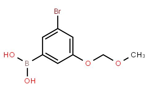 BP22772 | 5-Bromo-3-(methoxymethoxy)phenylboronic acid