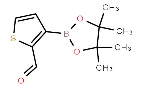 BP22775   845873-35-0   2-Formylthiophene-3-boronic acid pinacol ester
