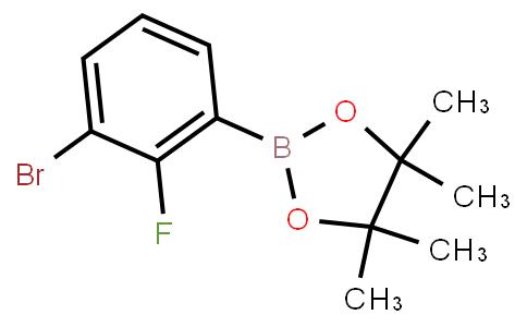 BP22782 | 1400220-51-0 | 3-Bromo-2-fluorophenylboronic acid pinacol ester