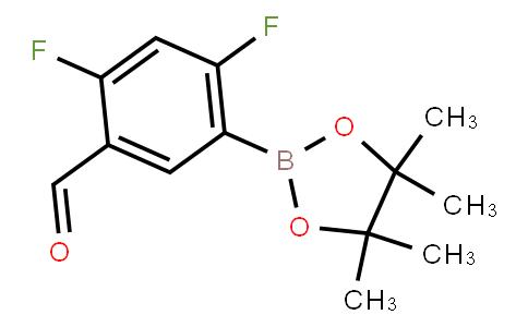 BP22783 | 2129629-03-2 | 2,4-Difluoro-5-formylphenylboronic acid pinacol ester