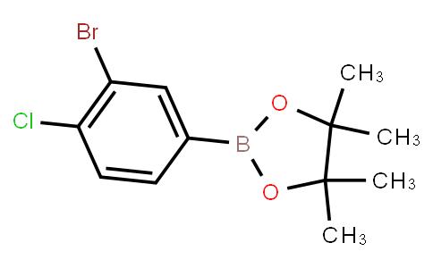 BP22785   1256781-68-6   2-(3-Bromo-4-chlorophenyl)-4,4,5,5-tetramethyl-1,3,2-dioxaborolane