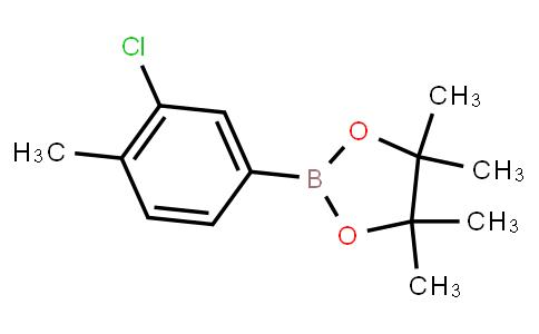 BP22786 | 445303-10-6 | 3-Chloro-4-methylphenylboronic acid pinacol ester