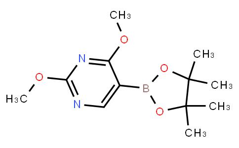 BP22787 | 936250-17-8 | 2,4-Dimethoxypyrimidine-5-boronic acid pinacol ester