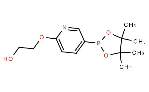 BP22788   1339926-59-8   [6-(2-Hydroxyethoxy)pyridin-3-yl]boronic acid pinacol ester